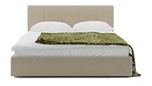 Бежевые кровати