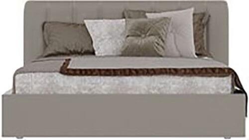 Серые кровати